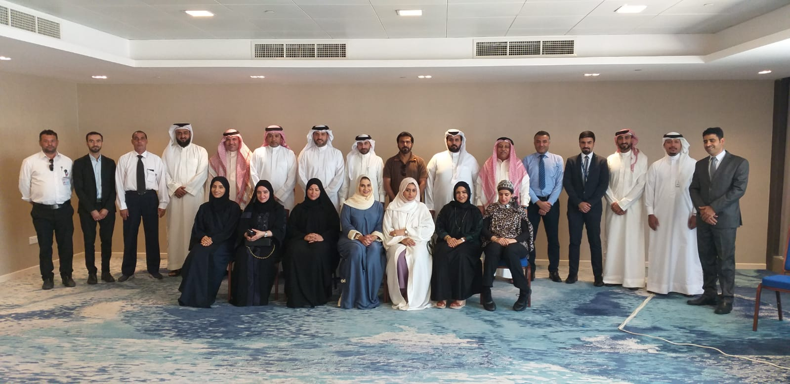 The municipality of South holds an introductory workshop for adaa